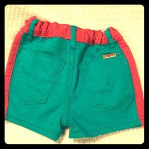 Hudson 2t Jean shorts